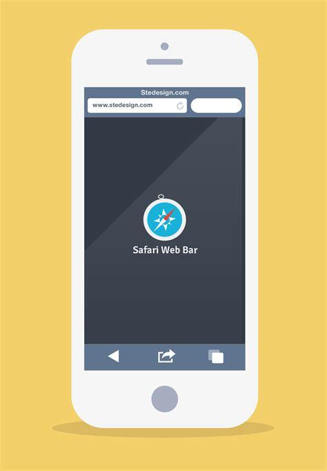 safari web browser mobile psd safari web browser free psd vector icons