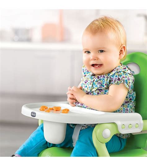 Chicco Pocket Snack Baby To Toddler Booster Seat Kursi Bayi Lipat 50 chicco pocket snack booster seat mod mint