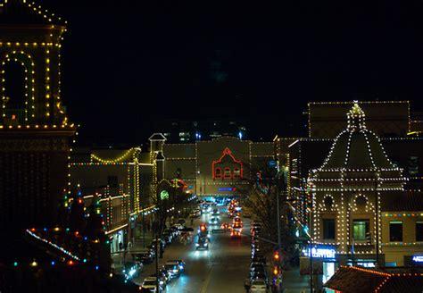 holiday light displays around kansas city 171 kansas city