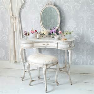 Vanity Table Shabby Chic Delphine Shabby Chic Dressing Table Bedroom Company