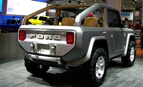 bronco car 2016 2017 ford bronco raptor concept car wallpaper