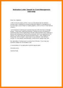 3 example of motivational letter for internship emt resume