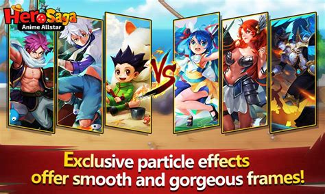 anime game android hero saga anime melee game 2 20 151012 apk download