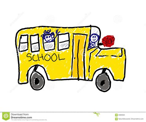 S Drawing In School by Child S Drawing Of School Stock Photos Image 6080563