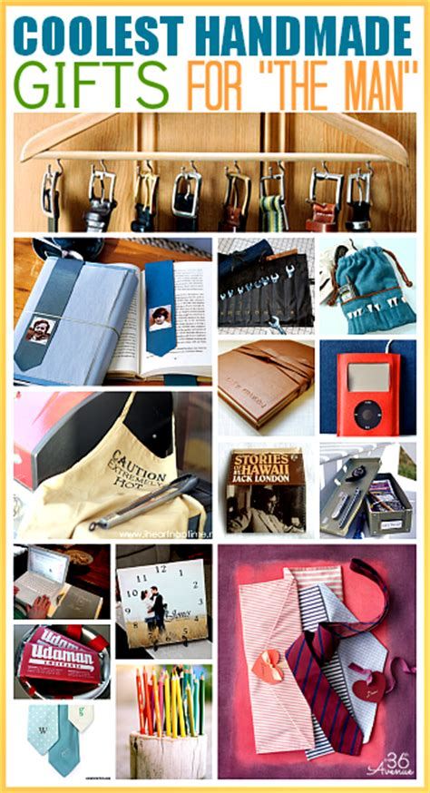 Cool Handmade Gifts For Guys - the 36th avenue 21 handmade gifts for the 36th avenue