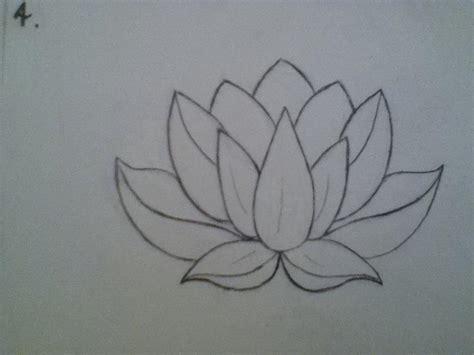 lotus lotus drawing and lotus flowers on pinterest