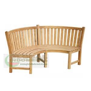 Oval Dining Chair Teak Tree Bench Quarter Round Suar Wood Furniture Teak