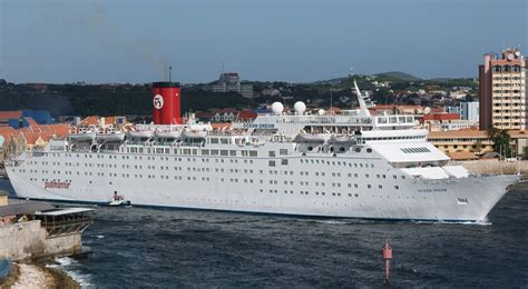boat or ship in dream ocean dream itinerary schedule current position