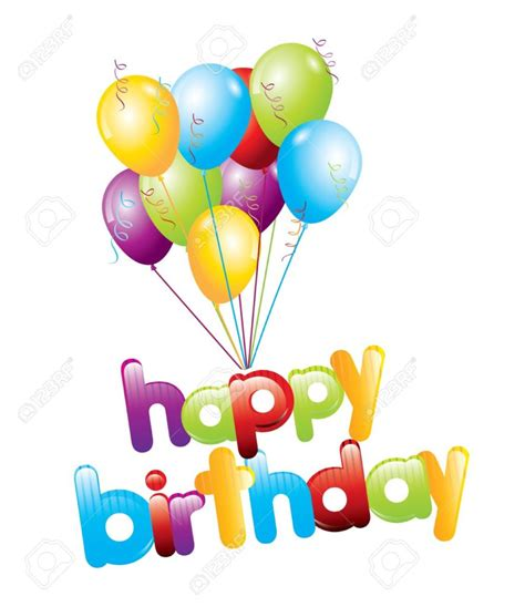 design happy birthday photo home design happy birthday design over white background