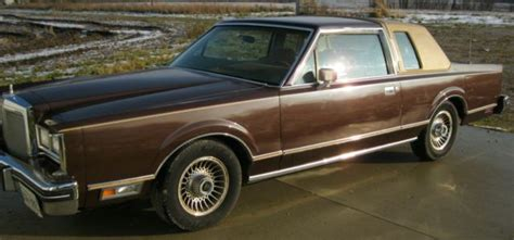1980 lincoln town coupe 1980 lincoln continental town coupe