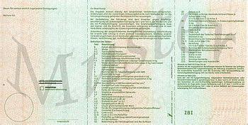 Motorrad Definition Leergewicht by Zulassungsbescheinigung