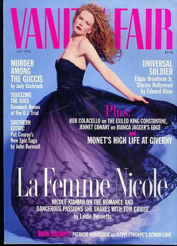 backissues vanity fair july 1995 product details