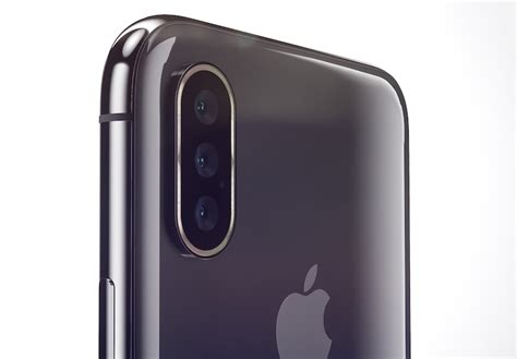 iphone models for 2019 with lens will be able to achieve 3d sensing and up to 3x