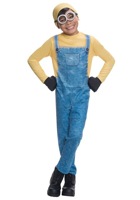 minion costumes child minion bob costume