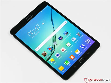 samsung galaxy tab s2 8 0 lte tablet review notebookcheck net reviews