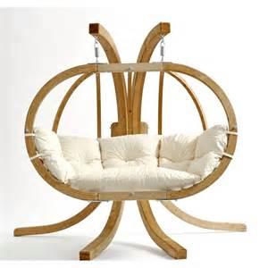 fauteuil suspendu jardin globo chair royal sans housse