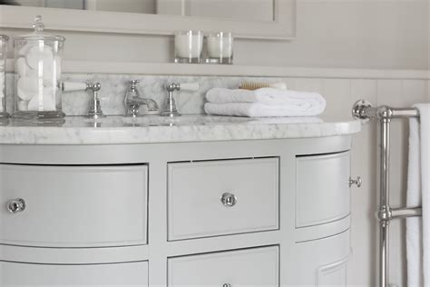 Neptune Chichester Undermount Curved Washstand Bathroom Washstands Furniture
