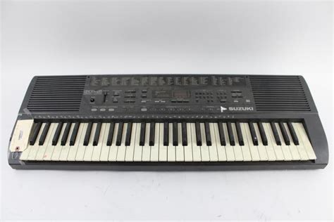 Suzuki Electric Piano Suzuki Sp 5 Electric Keyboard Property Room