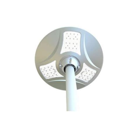 Lu Led Integra 9w riesl 04 lumin 225 ria solar integrada de led s ilumicenter