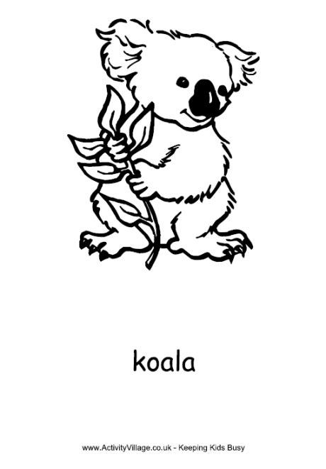 cute koala coloring pages cute funny koala coloring pages 25656 bestofcoloring com