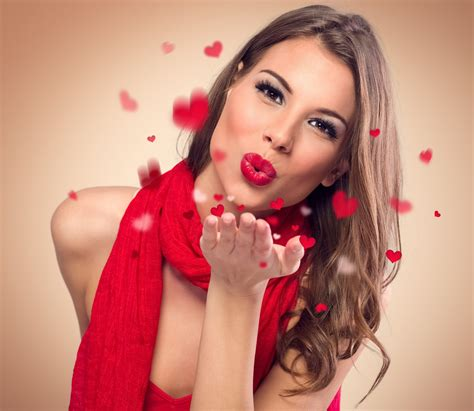 beautiful video beautiful girl flying kiss 4k wallpapers