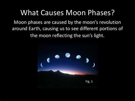 edu science moon phase light edu 653 presentation