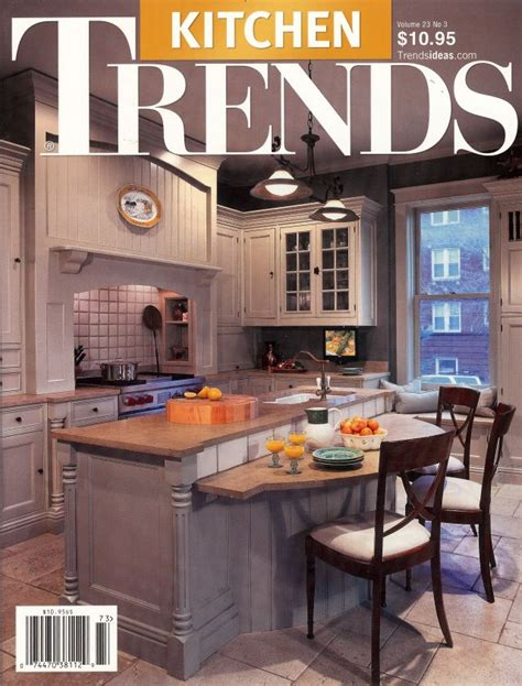 kitchen trends magazine media coverage annette denham interiors scottsdale