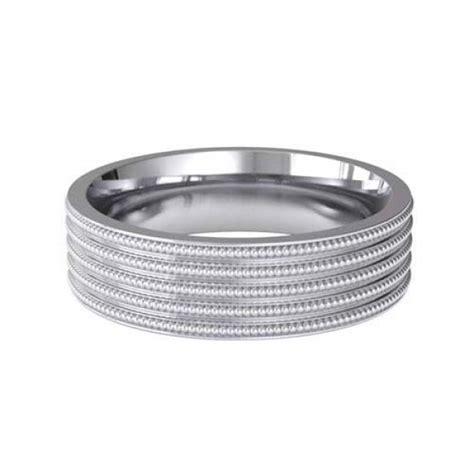 Wedding Ring Design Platinum by Patterned Designer Platinum Wedding Ring Contineo