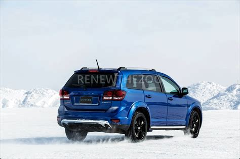 2019 Dodge Journey by 2019 Dodge Journey Srt Redesign Price Release Date