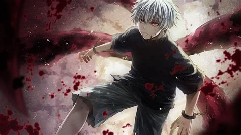 wallpaper desktop tokyo ghoul kaneki wallpapers wallpaper cave