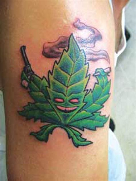 skull pot leaf tattoo designs 23 best outline designs images on