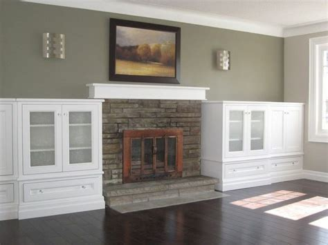 built ins around fireplace pin by kristin tagliere on for the home