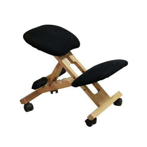 siege genoux si 232 ge ergonomique assis genoux vivre mieux la boutique