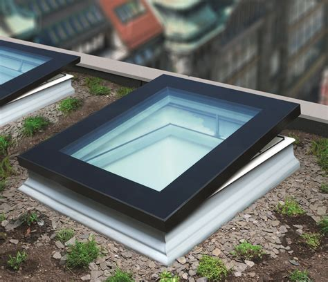 flat roof flat roof domed skylights for flat roofs