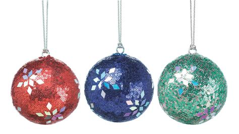 wholesale holiday dazzle ornament trio buy wholesale