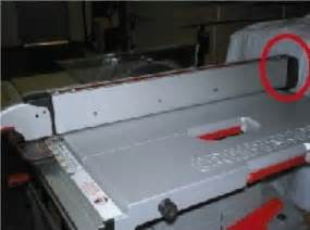 table saw injury helpline cpsc sears roebuck and co announce recall of table saw