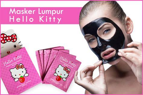 Masker Lumpur Murah masker hello murah andrea kosmetik