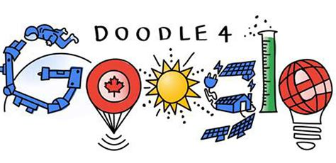 doodle 4 canada winners lets canadians design a doodle for canada 150 for a