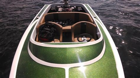 olive drab aluminum boat paint moss green metal flake paint with pearl