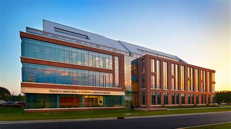 Coates Design by Campbell University Nursing Amp Health Sciences Building