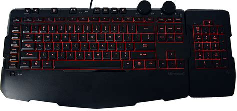 microsoft sidewinder x6 keyboard review
