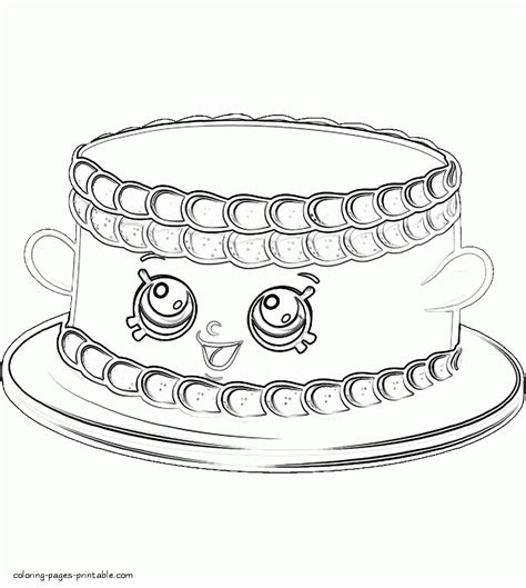 tier cake coloring page tiered birthday cake coloring pages coloringstar sketch