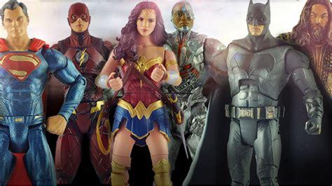 Mattel Dc Justice League Aquaman mattel reveals justice league figures nerdist