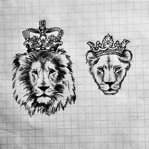girl lion tattoo designs 25 best ideas about small on