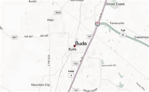 buda map buda location guide