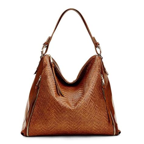 Steve Madden Tote Bags For by Steve Madden Bwinnie Cognac Tote Bag On Tradesy