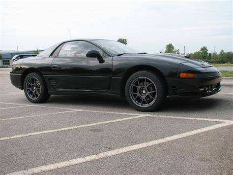 1991 mitsubishi 3000gt vr4 1 4 mile trap speeds 0 60