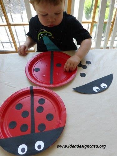 lade di carta riciclo creativo piatti di carta non sprecare