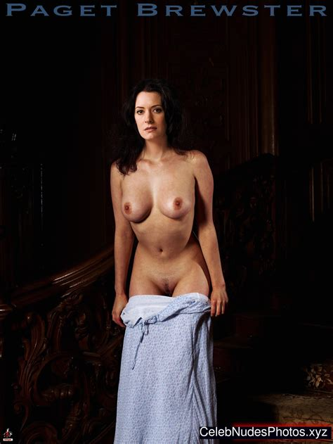 Paget Brewster Thefappening