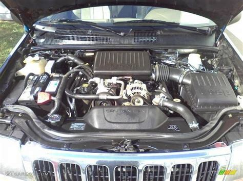 4 7 Liter Jeep Engine 2002 Jeep Grand Laredo 4 7 Liter Sohc 16 Valve V8